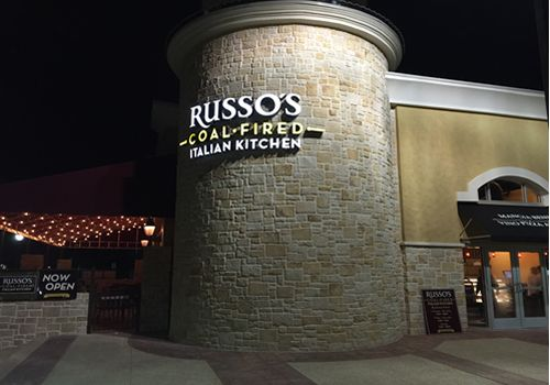 Authentic Italian Russo's Coal-Fired Italian Kitchen Opens in San Antonio with Highly Anticipated, Chef Created Menu from Chef Anthony Russo