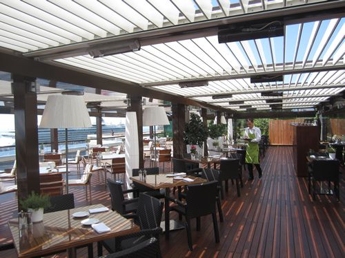 Expanded Space for Outdoor Dining