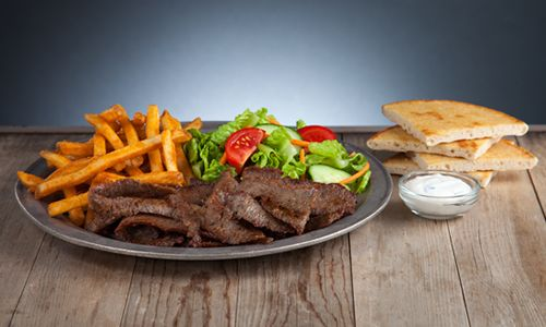 Gyro the HERO! Celebrate National Gyro Day on 9/1 with The New Miami Subs Grill and Miami Grill Restaurants