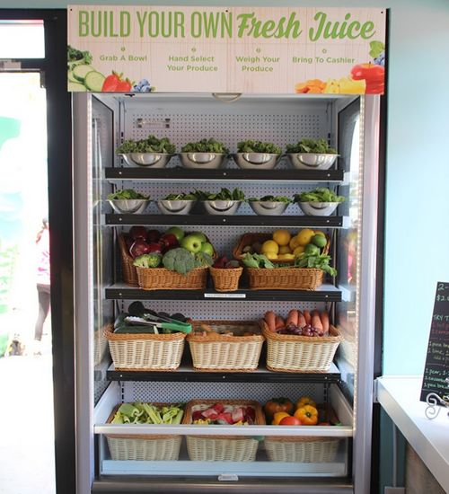 Robeks Smoothie Franchise Introduces Build Your Own Juice Program