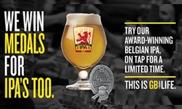 Tap Into Gordon Biersch's Belgian IPA For A Limited-time Only
