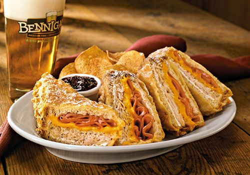 Bennigan's Pulls Out the Stops for Legendary Celebration of National Monte Cristo Day