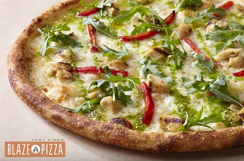 Blaze Fast-Fire'd Pizza Celebrates Pi Day with $3.14 Pizzas Nationwide on Tuesday, March 14
