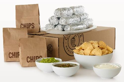 Chipotle Expanding Delivery to College Campuses