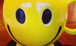 Corner Bakery Cafe Celebrates World Smile Day with Smiley Face Mug Giveaway
