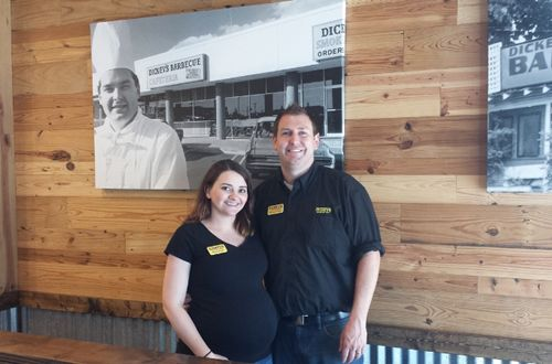 Dickey's Brings Slow-smoked Texas Barbecue to the Hawkeye State