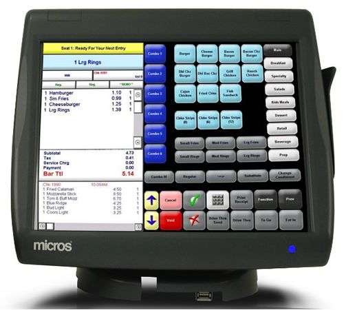 EMV Payment Solution for Aloha/Micros POS Available Now