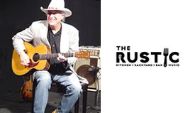 Jerry Jeff Walker Headlines Texas-OU Weekend  at The Rustic
