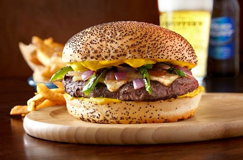 Snuffer's October Burger of the Month Offers Frightful Delight