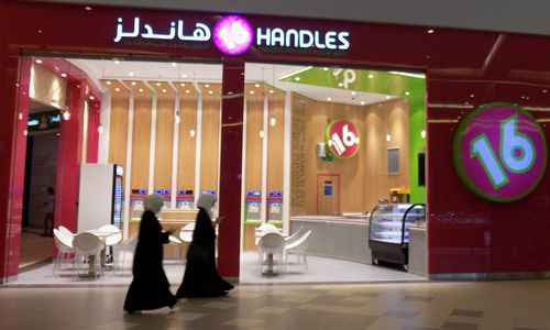 16 Handles Opens in the Middle East