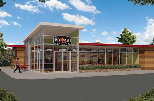Back Yard Burgers to 'Turn Up the Heat' With Innovative Redesign of Existing Stores