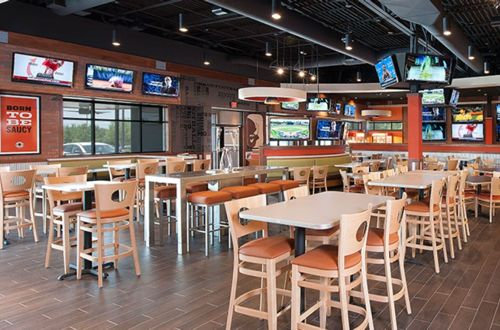 Buffalo Wings & Rings Backed by Multi-Unit Owners