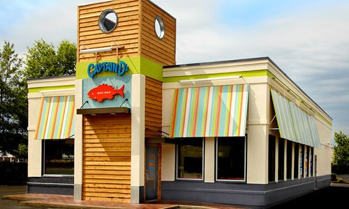 Captain D's Takes Healthy Heart Pledge with Seafood Nutrition Partnership