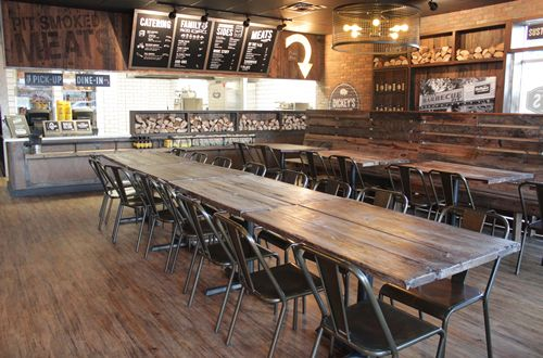 Dickey's Barbecue Restaurants, Inc. Debuts Redesigned Model with Plans to Roll Out Nationwide