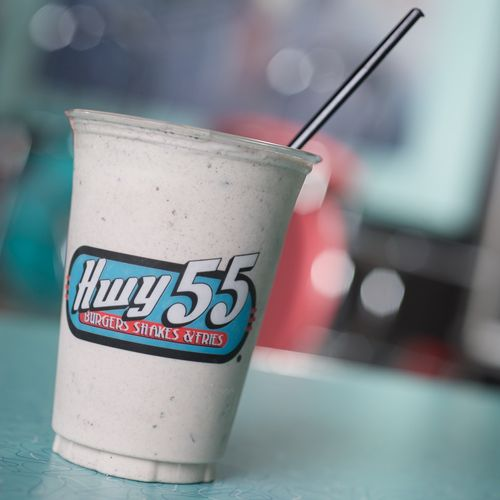 Hwy 55 Burgers Shakes & Fries Set for Steele Creek Debut