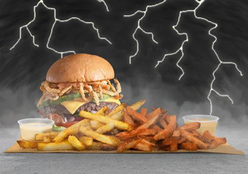 MOOYAH Burgers, Fries & Shakes Introduces Frankenfries as a Halloween Treat