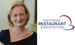 National Restaurant Association's Sweeney Named One of Washington's Most Powerful Women