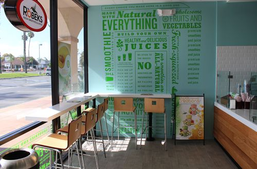 Robeks Smoothie Franchise Wins Praise for Healthy, Innovative Products
