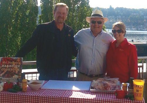 Texas-Style Barbecue Now Slow Smoking in Walla Walla