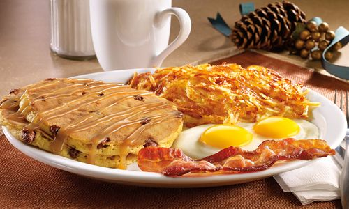 Tis' The Season For Holiday Flavors At Denny's