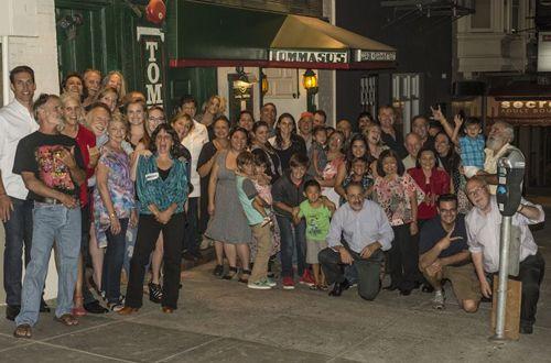Tommaso's Restaurant Celebrates 80 Years in San Francisco