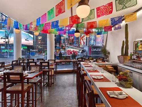BR Guest Promotes Meatless Monday in Dos Caminos