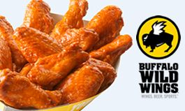 "Buffalo Wild Wings Launches ""Wings for Heroes"" Offer for Veterans Day"