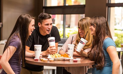Burger 21 Engages Award-Winning Design Consultancy, Brand Architecture Inc., For A Brand Refresh