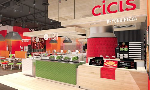 Cicis Unveils New Logo, Brand Positioning, Prototype Design
