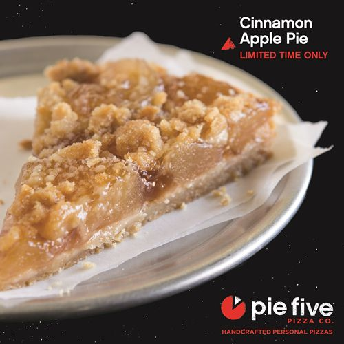 Find Your Apple-y Ever After at Pie Five