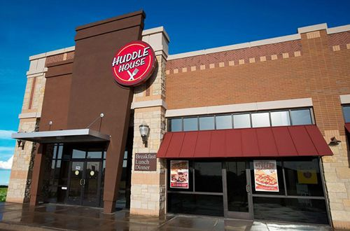 Huddle House Setting Pace for Record Year in 2015