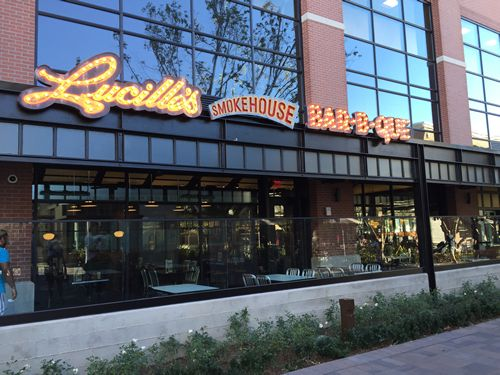 Lucille's Smokehouse Bar-B-Que Opens in Woodland Hills