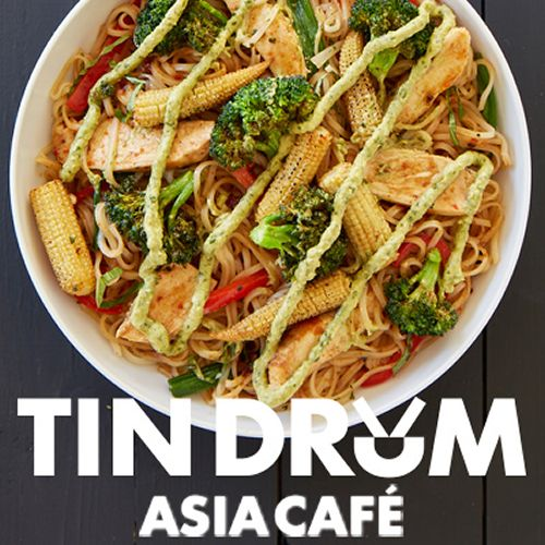 Tin Drum Asiacafe Falls 'Drunk in Love' with New Limited Time Menu Items