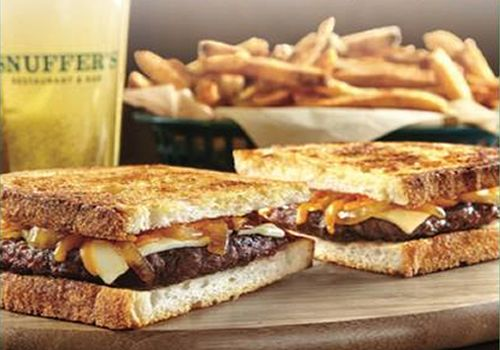 Warm Up this December with the Snuffer's Patty Melt