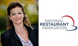 White Castle President and COO Lisa Ingram Named as National Restaurant Association 2016 Convention Chair