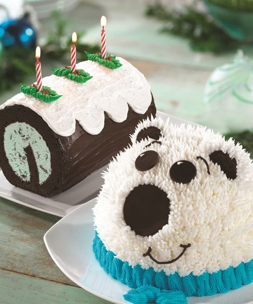 'Tis The Season To Be Jolly With Baskin-Robbins' Holiday Lineup Of Ice Cream Cakes And New Flavor Of The Month, Oreo Cool Mint Chocolate