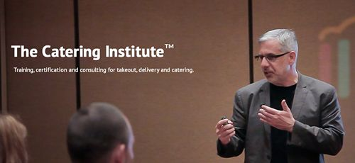 Catering Institute Launches Restaurant Catering Leadership Workshop