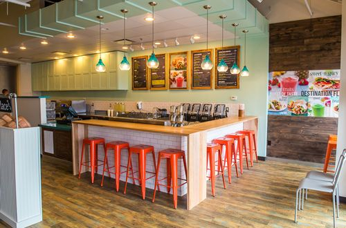 Tropical Smoothie Café Opens First Location in Kansas