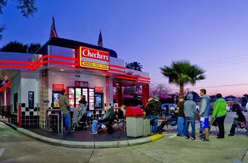 1851 Highlights Checkers Franchisee Success