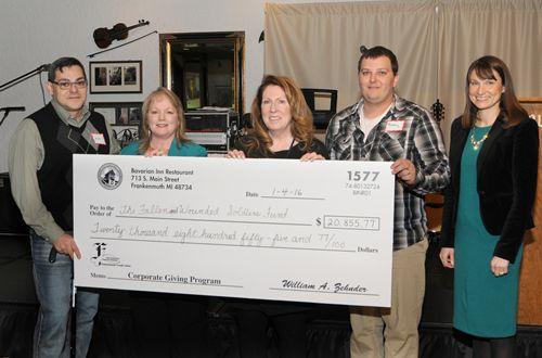 Bavarian Inn Restaurant Employees Mobilize to Help Michigan's Military Veterans
