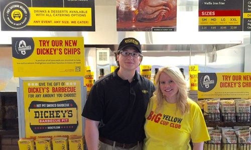 Dickey's Barbecue Pit Brings Texas-style Barbecue to Tennessee