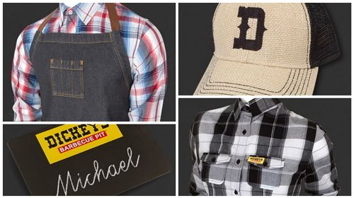 Nation's Largest Barbecue Chain Debuts New Uniform Style System-Wide