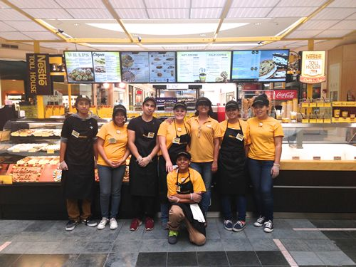 Northern California Welcomes Two New Nestlé Toll House Cafés by Chip