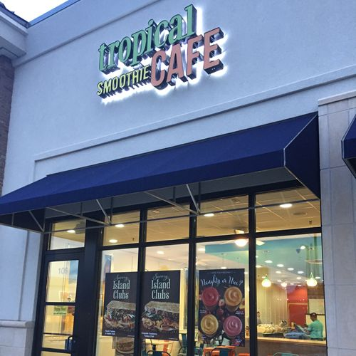 Tropical Smoothie Cafe To Open First Locations In California
