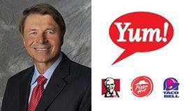 Yum! Brands Executive Chairman David C. Novak to Retire in May 2016