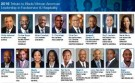 2016 MFHA African American/Black Leadership Ad Pays Tribute to a Record 46 Honorees