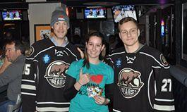 Arooga's and the Hershey Bears Raise $8522 for 'Running for Rachel'