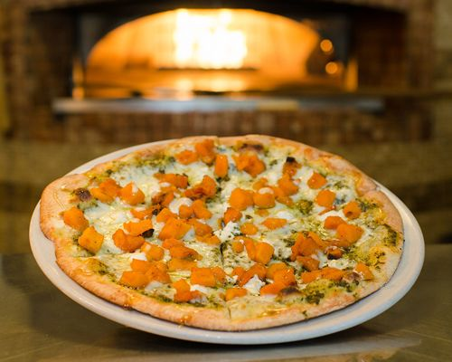 Brixx Puts Butternut Squash on a Pizza, with Delicious Results