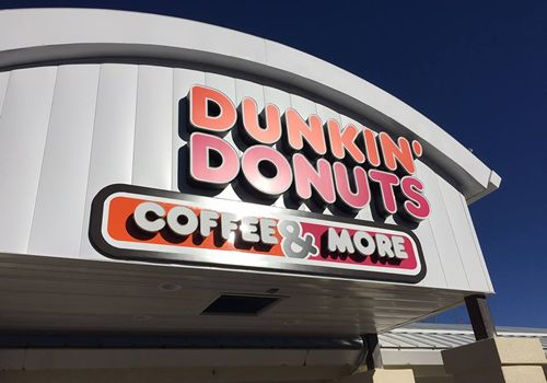 Dunkin' Donuts Offers Even More Convenience By Opening New Non-Traditional Locations From Coast-to-Coast