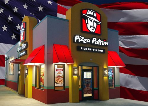 Pizza Patrón Launches 'Veterans Por Favor' - Waives All Franchise Fees